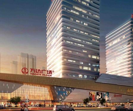 重庆巴南万达广场